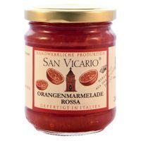 Bio Blutorangen Marmelade