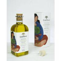 "Bio Olivenöl ""un Oliva"" Premium frühe Ernte"