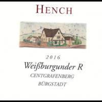 Weissburgunder Barrique Hench