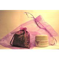 Geschenk Set Duft und Pflege Lavendel